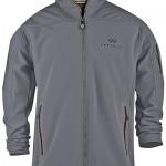 Мужская серая куртка (INF070002) Mens Soft Shell Tech Jacket Graphite