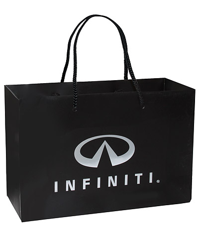 сумка Infiniti : Inf gift bag infinitisklad